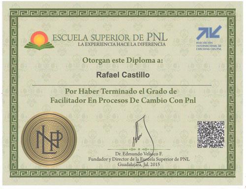 Diploma Facilitador De Procesos De Cambio